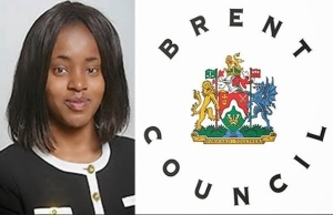 Photo: 19-Year-Old Nigerian Student, Aisha Eniola, Is An Elected Councillor In London